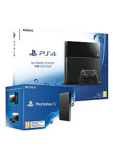 playstation-4-1tb-console-with-free-playstation-tv-and-optional-extra-dual-shock-4-controller-and-12-months-playstation-plus