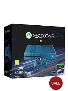 xbox-one-1tb-console-with-forza-motorsport-6-and-optional-wireless-controller-or-optional-wireless-controller-and-12-months-xbox-live
