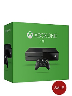 xbox-one-1tb-console-with-optional-months-xbox-live-or-extra-wireless-controller