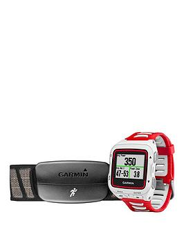 Garmin Forerunner 920XT Sports Watch plus Heart Rate Monitor - White/Red