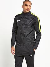Mens Graphic Woven Lightweight Jacket
