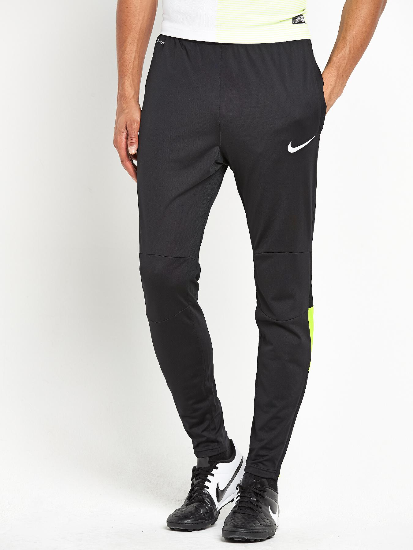 Nike Mens Squad Tech Pants - Black, Black
