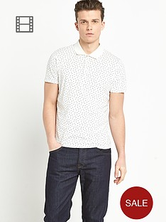 ben-sherman-mens-geo-print-polo-shirt