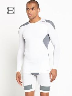 adidas-mens-techfit-cool-long-sleeved-top