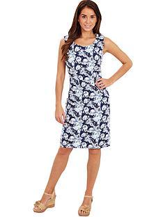 joe-browns-blue-floral-dress