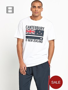 canterbury-mens-flag-t-shirt