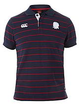 Mens England RFU Striple Polo