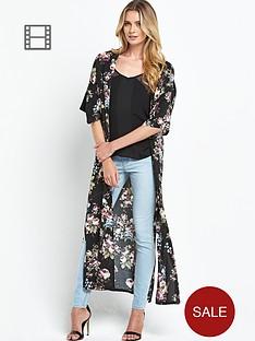 vero-moda-floral-maxi-kimono