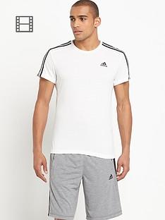 adidas-essentials-mens-3-stripe-t-shirt
