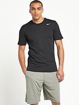 Mens Dri-FIT Cotton Short Sleeved T-shirt