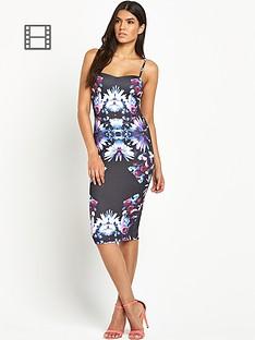 ax-paris-printed-strappy-dress