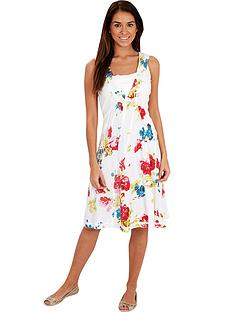 joe-browns-white-based-floral-dress