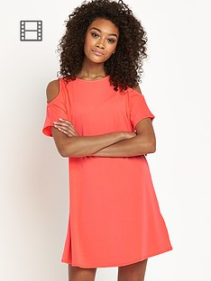 love-label-cold-shoulder-dress