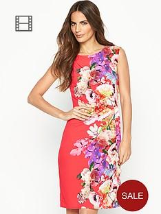 wallis-digital-tie-side-dress