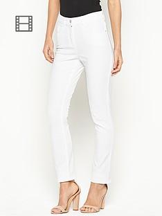 wallis-twill-slim-leg-jeans