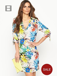 wallis-tropical-tunic-dress