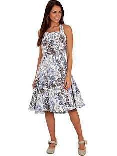 joe-browns-floral-50s-halterneck-dress