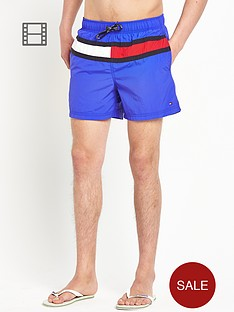 tommy-hilfiger-mens-flag-swim-shorts