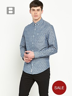 original-penguin-mens-all-over-print-chambray-shirt
