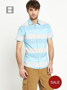 animal-mens-spek-short-sleeved-shirt