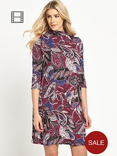 south-swing-dress-paisley-print
