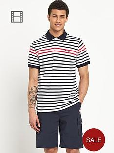 slazenger-mens-pique-stripe-polo-shirt