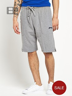 slazenger-mens-fleece-shorts