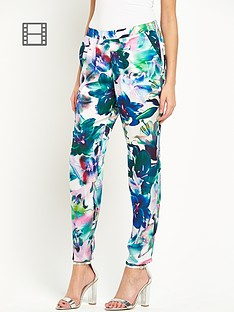 wallis-floral-trousers
