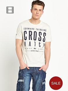 crosshatch-mens-vintage-one-t-shirt