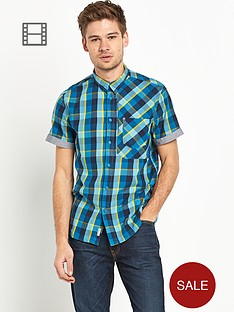 bench-mens-urbitz-short-sleeved-shirt