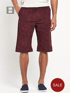tokyo-laundry-mens-cotton-twill-patterned-shorts