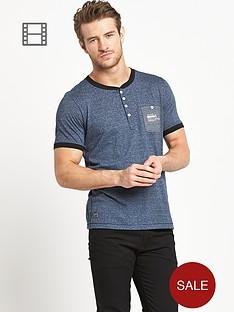 dissident-mens-grandad-pocket-t-shirt
