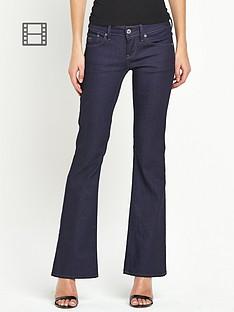 g-star-raw-3301-comfort-baker-bootcut-jeans