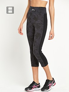 slazenger-cynthia-three-quarter-tights
