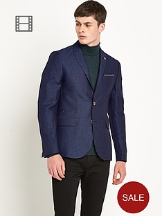 ted-baker-mens-mini-herringbone-blazer