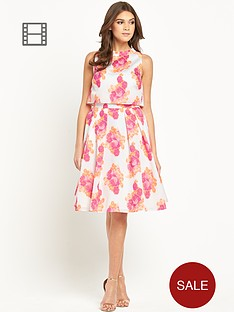 coast-frankie-jacquard-dress