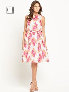 coast-frankie-jacquard-dress