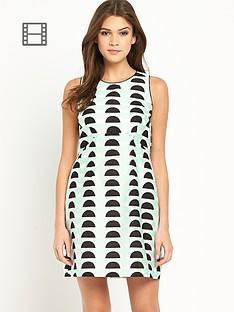 coast-brooke-jacquard-dress
