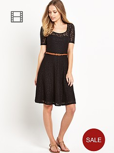 south-belted-lace-skater-dress
