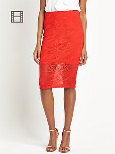 definitions-wave-lace-skirt