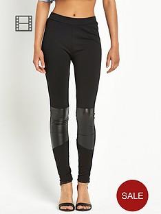 definitions-pu-panel-leggings