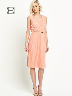 miss-selfridge-wrap-plisse-midi-dress