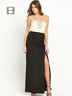 lipsy-vip-bandeau-maxi-dress