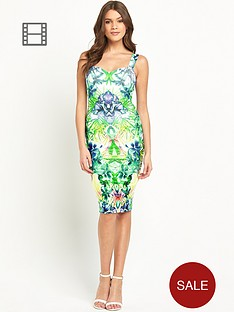 lipsy-printed-strappy-dress