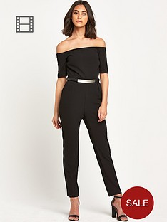 warehouse-off-shoulder-jumpsuit