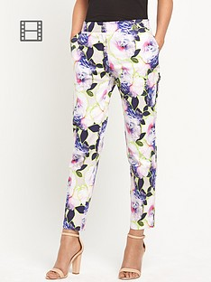 warehouse-neon-floral-trousers