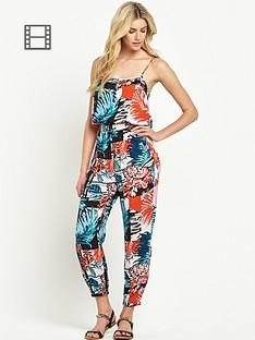south-crinkle-floral-print-jumpsuit