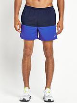 Mens 5 inch Distance Running Shorts