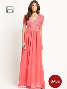 club-l-scallop-lace-maxi-dress