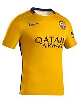 Mens FC Barcelona 2015/16 Away Shirt
